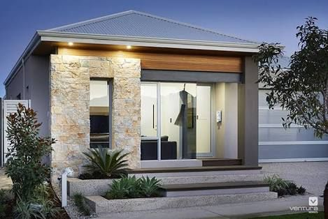 Image result for timber stone render house perth