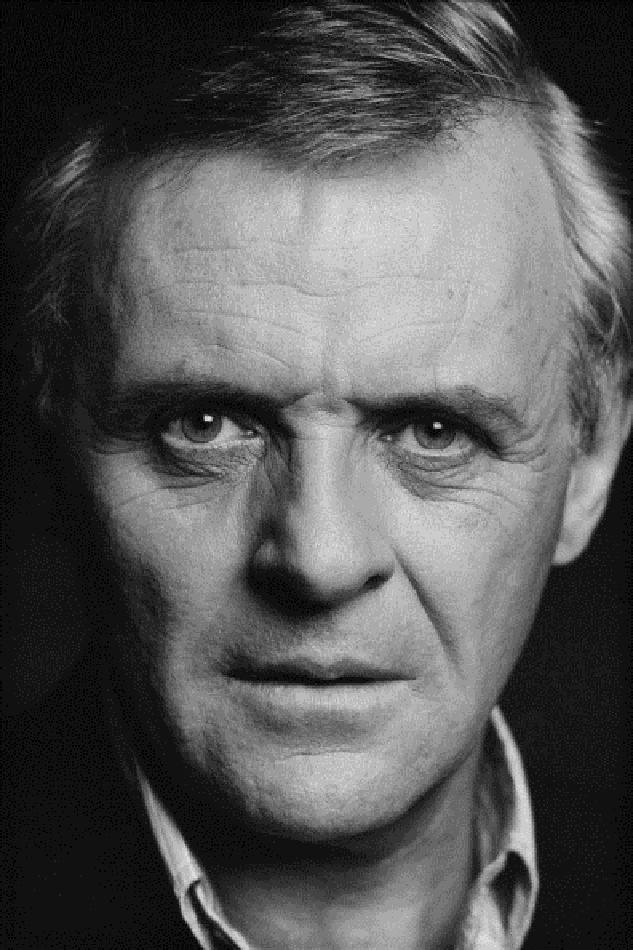Welsh actor Anthony Hopkins, circa 1992