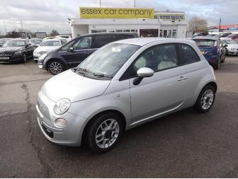 Fiat 500 1.2 Sport 3dr (start/stop). Amazing Fiat 500 for sale in our Essex Showroom #used #fiat #500 #essex