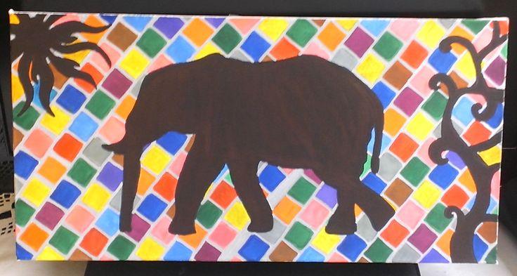 Elefante Silhueta