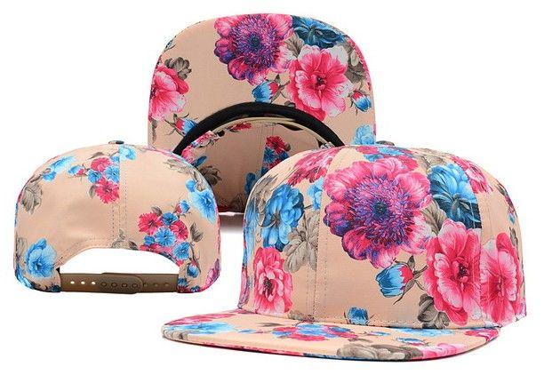 Stylish Purple Flower Blank Snapback Hat at wholesale price--------waaaant :)