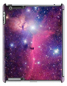 Purple Galaxy iPad Case - Available Here: http://www.redbubble.com/people/rapplatt/works/8881930-purple-galaxy?p=ipad-case&ref=artist_shop_grid