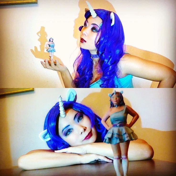 Ed ecco la statuina #3D della super #cosplayer @sunymao_sunita! Bellissime le foto in posa della stessa Sunita col proprio #minime del suo personaggio #Rarity #mylittlepony  Dopo la #3Dscan al #Comixland #Ferrara non poteva mancare la stampa..Non ne vorreste una anche voi col vostro costume?  #3Dscanning #3Dscanned #3Dprinting #3Dprint #3Dprinted #cosplay #cosplaylife #comics #cartoon #toon #3Dsculpt #funny #gamer #geek #instacool #vscocam #vscocool #vscoart #amazing #awesome by tryeco2.0