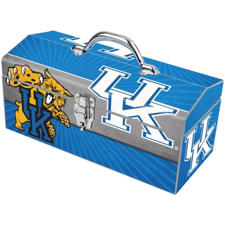 SAINTY 24-107 University of Kentucky(R) 16 Tool Box #SAINTY