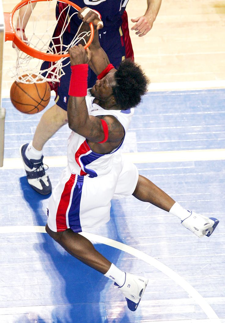 Ben Wallace : All-time Detroit Pistons