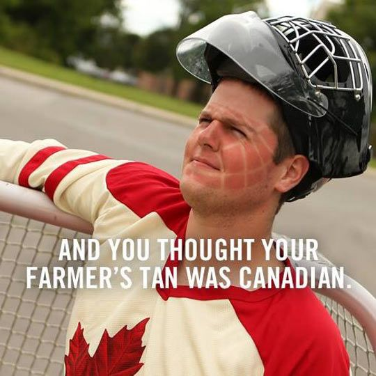 Just Canadian Problems