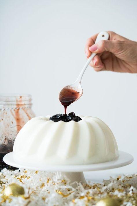 Amantes de coco têm de experimentar essa delícia de receita! #receitas #sobremesas #manjarcoco #coco