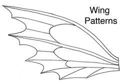 Tutorial for fairy wings. I WILL be making these in a larger scale for Cora, even shows how to add pockets to clothing so you don't have elastic around the arms!! LOVE LOVE
