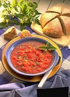 Recept Blender Soep: Gazpacho Heerlijke koude soep uit Spanje.