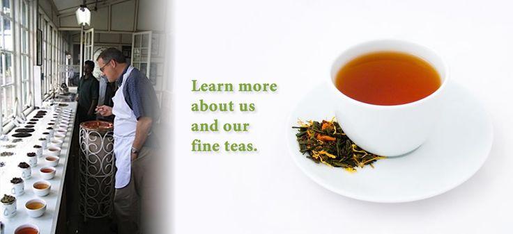 Loose Leaf Tea Leaves | Buy Tea Online | Tea Store Website
