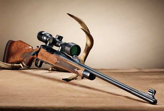"Remington 700, my ""reach out and touch someone"" rifle chambered in .270 with Leupold scope."
