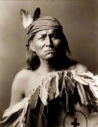 Apache warrior. Such expression.