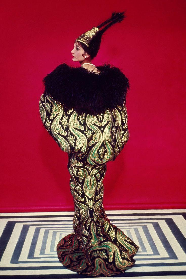 Audry Hepburn.