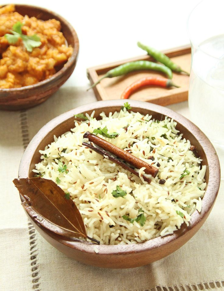 51 best asian rice recipes images on pinterest rice recipes zeera chawal cumin rice by journey kitchen forumfinder Images