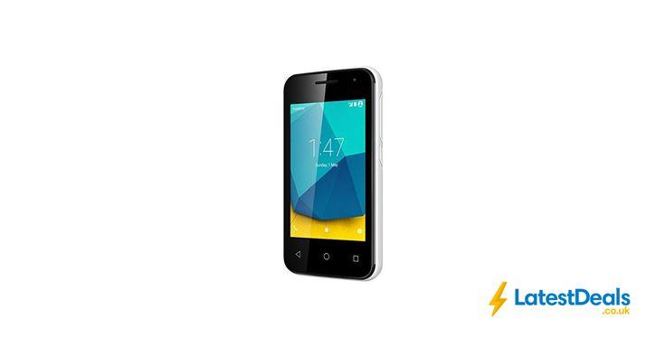 Vodafone Smart First 7 PAYG Smartphone (Locked to Vodafone Network) - White, £15 at Amazon