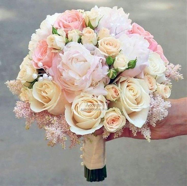 букет невесты пионы - Google Search