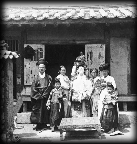 [1903] 구한말 결혼식