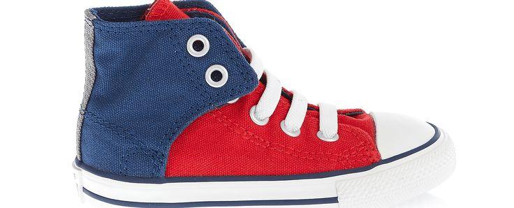 Αυτή την ευκαιρία δεν πρέπει να την χάσεις:CONVERSE - Βρεφικά παπούτσια Chuck Taylor κόκκινα στην μοναδική τιμή των...