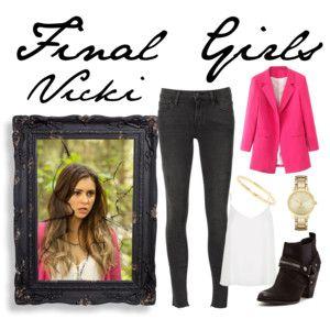 Final Girls #FinalGirls #Final #Girls #NinaDobrev #Vicki #Nina #Dobrev