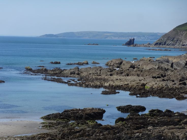 View from Portwrinkle.  by Angela C.