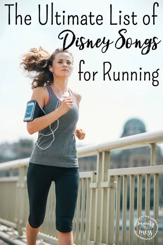 The Ultimate List of Disney Songs for Running