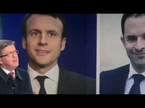 Le journal de BORIS VICTOR : Jean-Luc Mélenchon au journal de 20h de TF1 - 03-0...