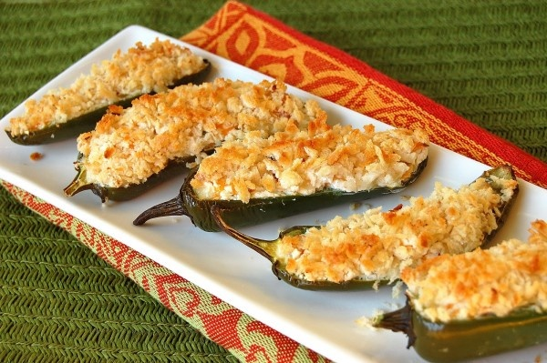 Stuffed Jalapenos! | Food and Drink | Pinterest