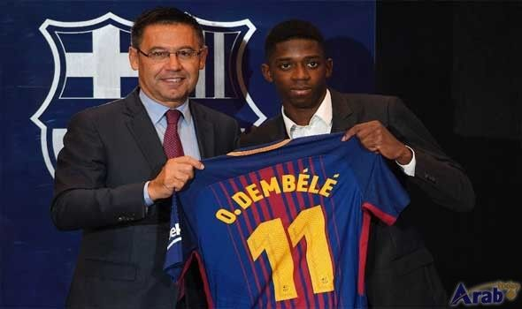 I'm no Neymar, insists Barcelona new boy Dembele