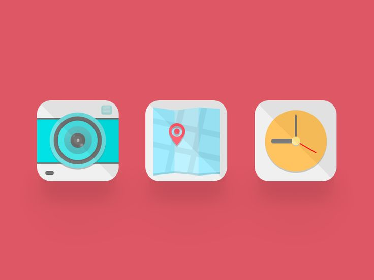 Icons by Rovane Durso