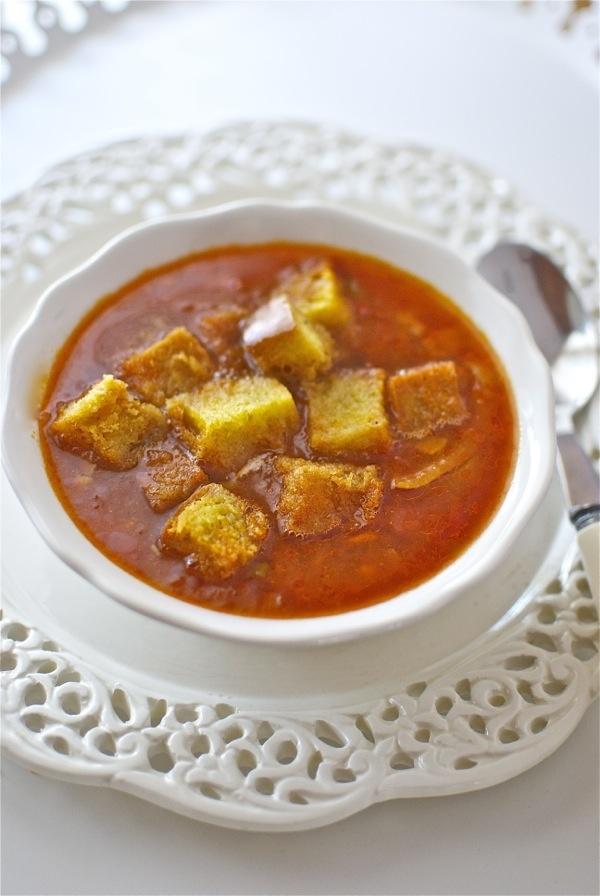 #Sopa de tomate