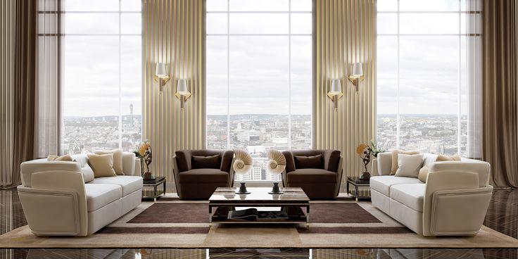 Blanche Collection www.turri.it Italian luxury living room furniture