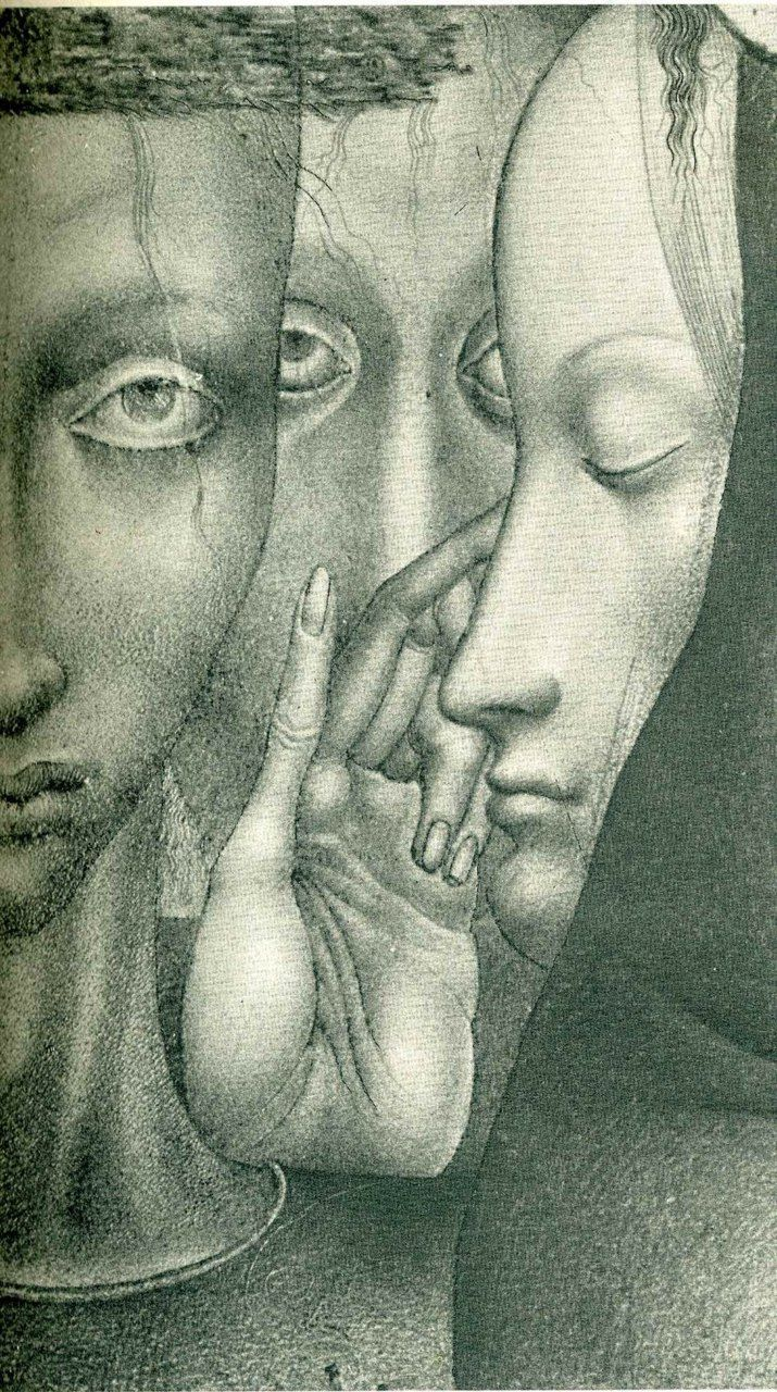 Ernst Fuchs. Painter - Architect - Visionary (gallery) More at http://www.taringa.net/comunidades/liberarte/6622100/Ernst-Fuchs-realismo-fantastico.html (Source: firsttimeuser - Pinned by Bo:Thx!)