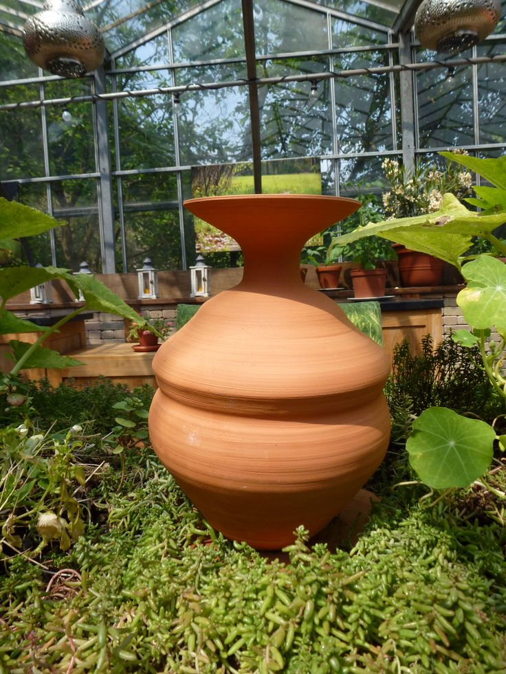 573 Best Images About Olla Pot Clay Pot Irrigation System
