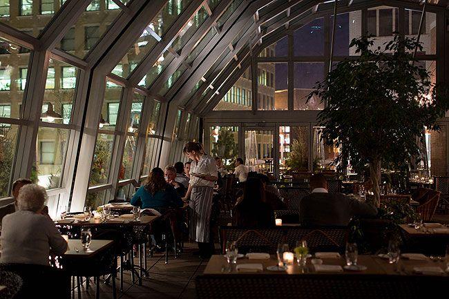 Rooftop Restaurant Downtown Minneapolis Union Restaurant Rooftop