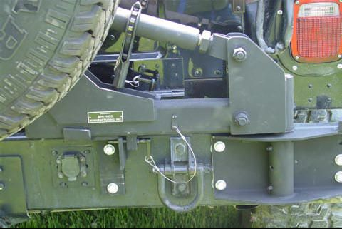 Hmmwv Spare Tire Carrier With Nsn Cnc Plasma Table