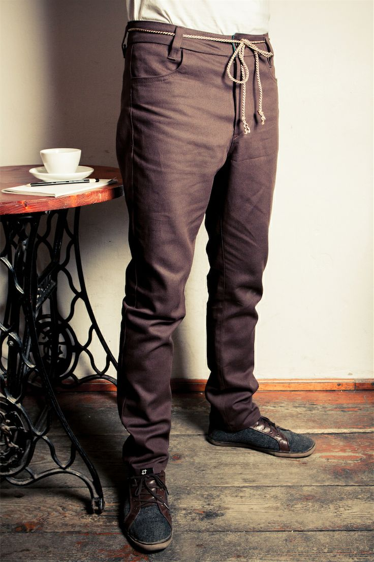Farrell  - pánské plátěné kalhoty