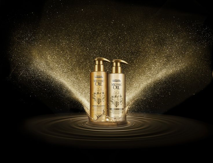 Mythic Oil Souffle D´or #mythicoil #lorealprofessionnel #sparkling #shampoo #conditioner