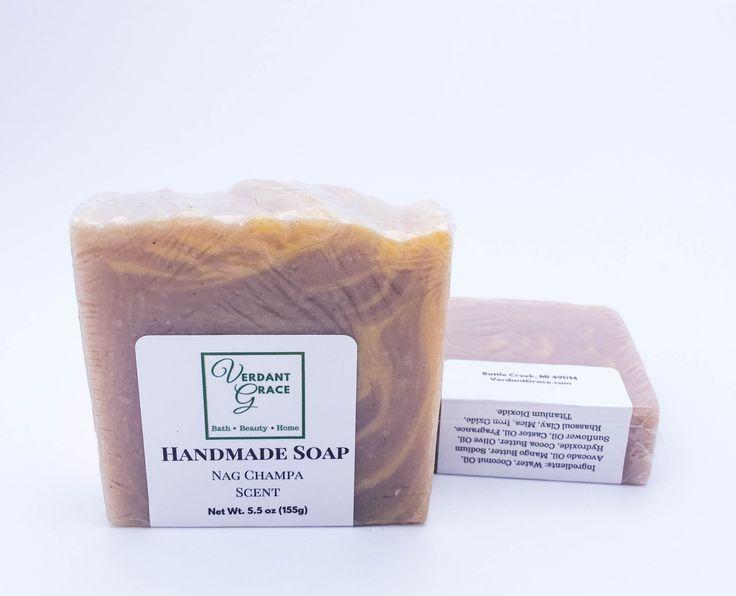 Nag Champa Soap 5.25 oz