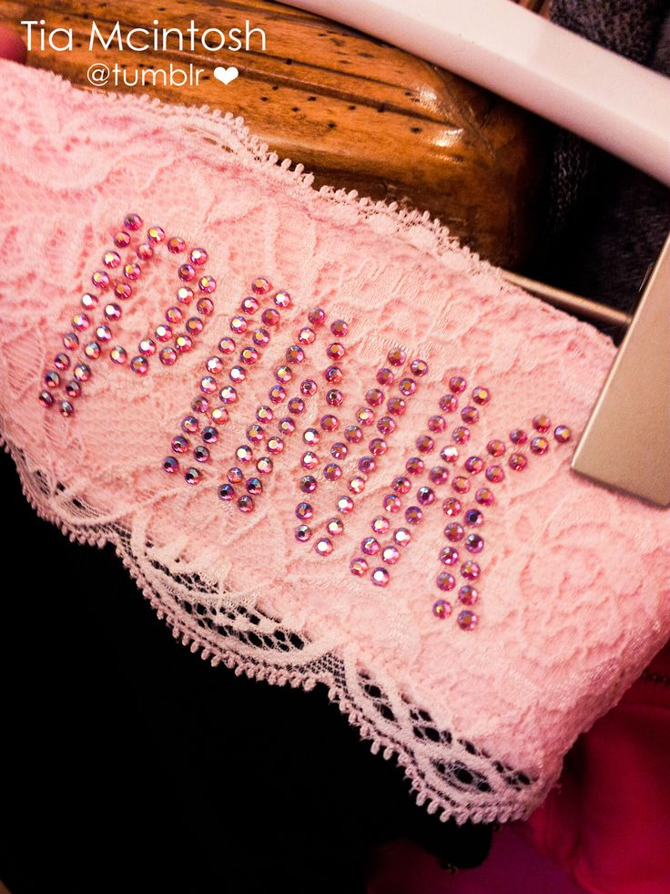 <3 PINK Lace