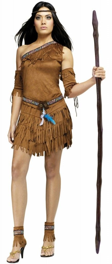 Pocahontas Costume – Carnival Costumes for Women
