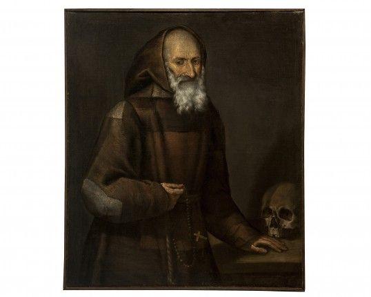 Salvator Rosa (Napoli 1615 - Roma 1673 )
