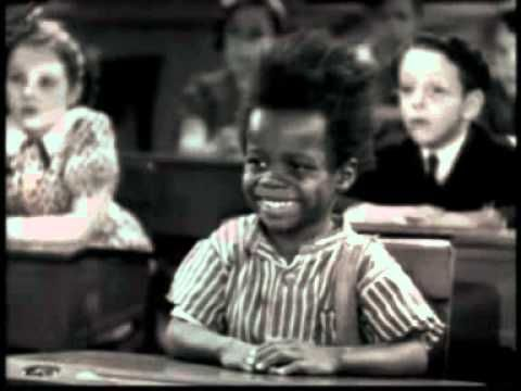 saturday morning with the little rascals. i like to think they never grew up.