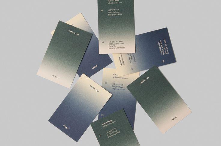 "visualgraphc: "" Gabriel Tan Studio - Studio Roots """