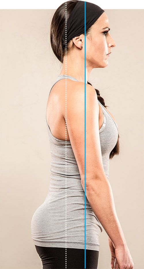 Posture Power: How To Correct Your Body's Alignment ...