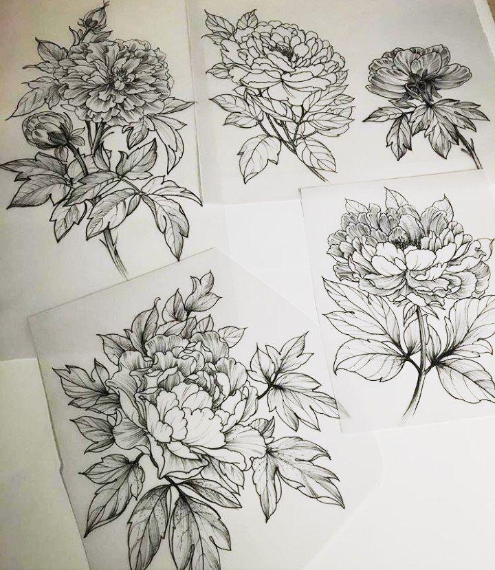 TATTOO : Идеи для татуировок – 232 фотографии