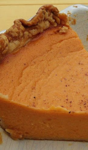 Old Fashion Southern Sweet Potato Pie | Delicious pie you will want to make again and again!