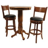 Found it at Wayfair Supply - Palmetto 3 Piece Pub Table Set