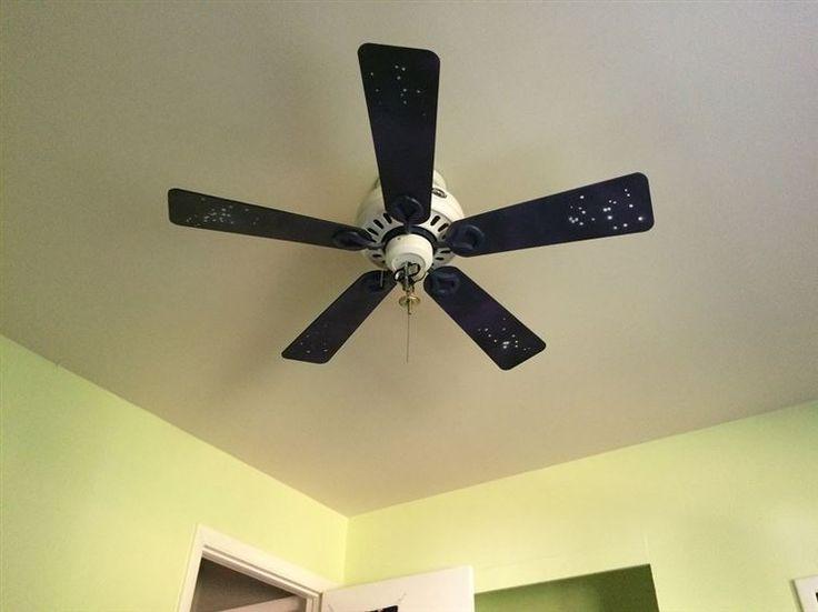 41 best ceiling fan makeover images on pinterest ceiling fan how to make the best fan newdiydesign aloadofball Gallery
