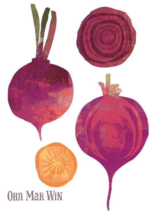 Beetroots (Ohn Mar Win)