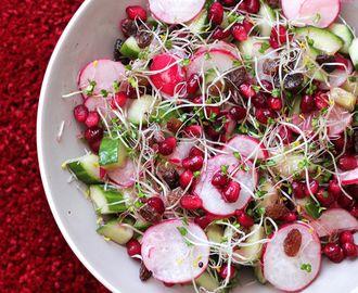 Recepten Voor Quinoa Salade Granaatappel - myTaste.nl